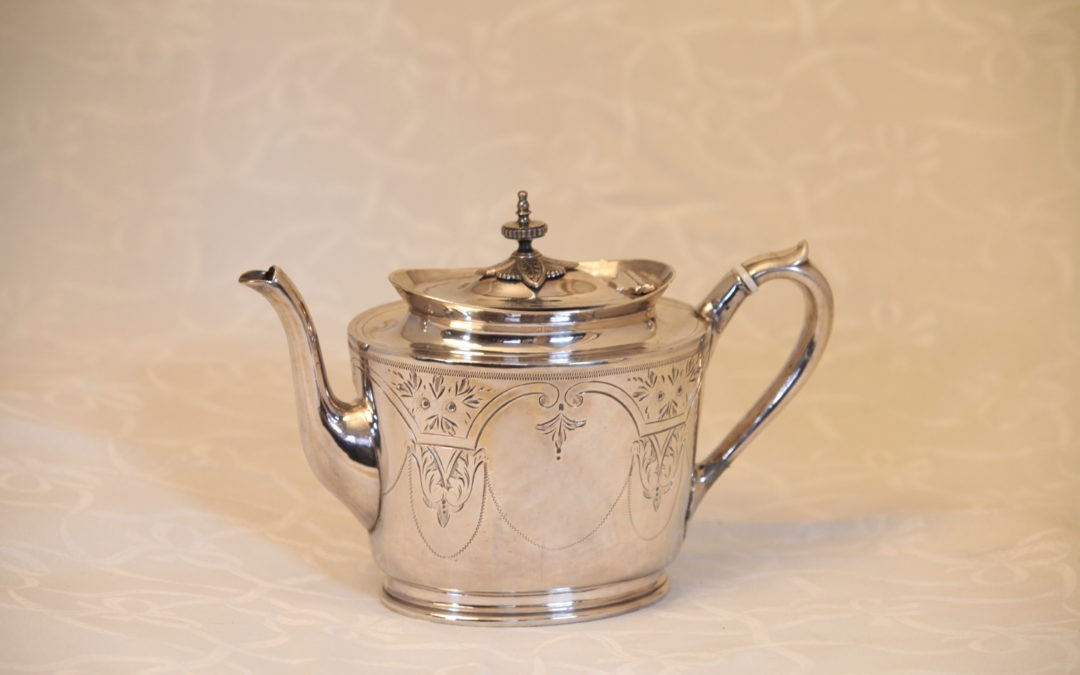 Teapot Plated