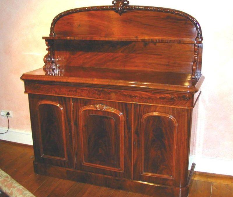 Sideboard viktorianisch aus Mahagoniholz