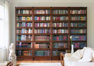 Bücherregal Boknäs