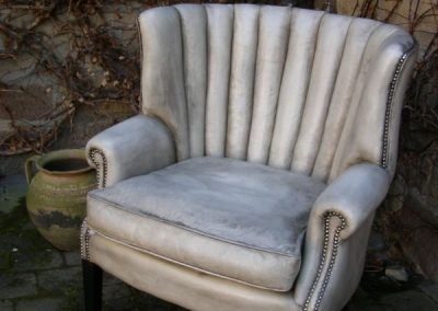 Oliver Goldsmith Chair