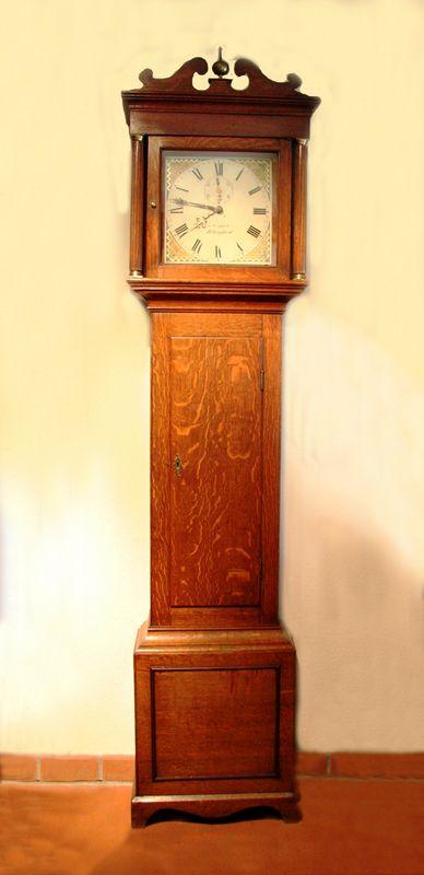 Standuhr-Eiche-England-1820-30-h-Uhrwerk